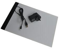 A4 Tattoo Light Box Supply Ultra Thin Tracing Table Pad Stencil Board AU Plug