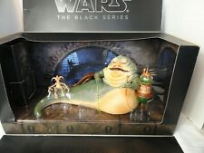 SDCC 2014 Exclusive STAR WARS Black Series JABBA THE HUTT Throne Room