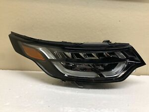 2017 2018 Land Rover Discovery L462 Xenon LED Right Passenger headlight OEM