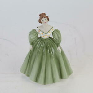 Kelly Coalport Ladies Of Fashion Figurine Modelled & Decorated By Hand Ornament