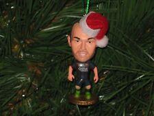 Andres Iniesta Custom Christmas Ornament Barcelona Kit