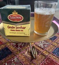 Sultan Jawhar Moroccan Green Tea 6 Ounce- 170 Gram. 1 Pack