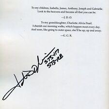 Signed John Olivas Space Shuttle Astronaut Book! Endeavour's Long Journey