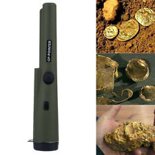 Metal Detector Pinpointer Gp-pointer Waterproof Hand Held Gold Hunter Finder Led