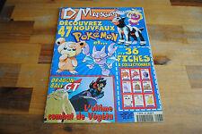Magazine D.MANGAS (Pokémon, Dragon ball GT) version française N°466