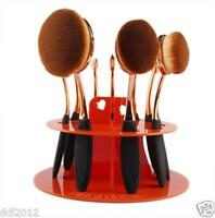 15/10/9/6 Hole Makeup Brush Holder Drying Rack Organizer Cosmetic Shelf Tool Hot