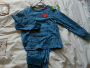 Gruffalo Blue 2 x Piece Pyjamas PJs Fits 4-5 Years
