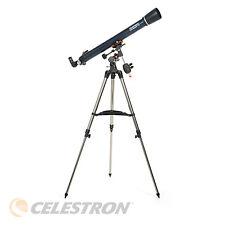 Celestron AstroMaster 70 EQ Teleskop 70/900 Refraktor Linsenteleskop Fernrohr