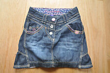 NEUER Mexx Denim Jeans Rock, Gr. 104