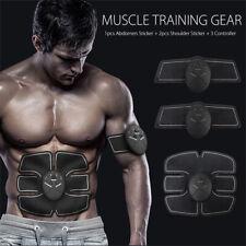 Electrostimulateur Abdominaux Ceinture Abdos Ventre Musculation Fitness Neuf FR