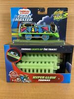 New-Sealed Thomas And Friends Track Master-Glow In The Dark-Hyper Glow Thomas
