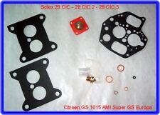 Solex 28 CIC 2/3,Vergaser Rep.S.,Citroen GS,AMI,Europa