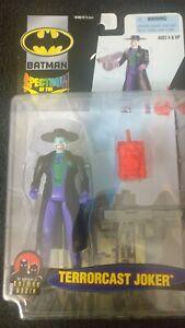 Batman:  The Adventures of Batman & Robin: Terrorcast Joker with Gun (MOC)
