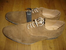 IKKS SHOES chaussures Richelieu chic taille 42 ikks vinage cuir daim Ref: N07