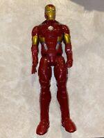 """Marvel Titan Hero Series Iron Man 12"""" Action Figure (Hasbro, 2013)"""