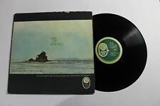 TAK SHINDO Sea Of Spring LP Grand Prix Rec. GPM-1 US VG+ SIGNED COVER! 11C