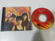 CAMELA SUEÑOS INALCANZABLES CD 1993 PRODUCIONES AR