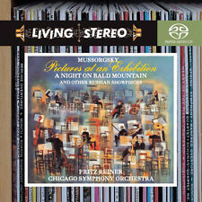 Pictures At Exhibition - M. Mussorgsky (2004, SACD NIEUW) Sacd/Hybrid