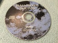 Halloween Sounds, Now Entertainment Halloween Sound effects CD ONLY