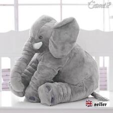 Bebé Niños Regalo Nariz Larga Elefante Muñeca Suave Felpa Almohada Lumbar Stuff Juguetes