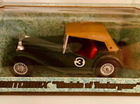Matchbox Models Of Yesteryear Y8 1945 MGTC 1977 Lesney