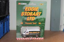 CORGI CLASSICS 1:64 FORD TRANSIT VAN - EDDIE STOBART 66201