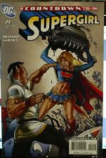 SUPERGIRL #21 FIRST PRINT DC COMICS (2007) SUPERMAN