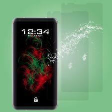 2x Glas Schutzfolie klar - LG V30 Schutzglas Displayschutz Handy Folie 9H