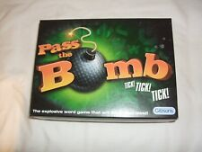 Pass The Bomb Gibsons Explosive Game 2004Requires 2 x AAA Batteries not included