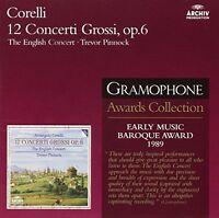 Arcangelo Corelli - Corelli: 12 Concerti Grossi, Op 6 /Pinnock [CD]