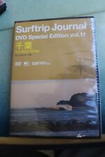 Surftrip Journal v.11 2010 The Real Chiba World Travel Surfing Dvd - New Sealed