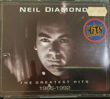 Neil Diamond - The Greatest Hits 1966-1992  -  CD Cat No. 4715022 Released Aust
