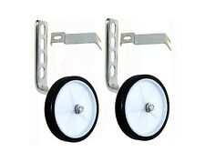 Kinderfahrrad Stützräder für 12-20 Zoll - Paar, mit Zusatzstreben als Drehschutz
