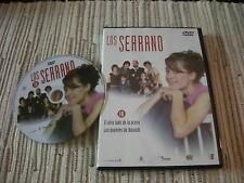 DVD SERIE DE TELEVISIÓN LOS SERRANO VOLUMÉN 16 CON ANTONIO RESINÉS HUMOR USADO