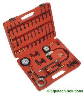 Sealey Tools VSE3156 Diesel & Petrol Compression Leakage & TDC Test Kit New