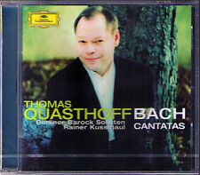 Thomas QUASTHOFF: BACH Cantata Ich habe genug CD Albrecht MAYER Rainer KUSSMAUL