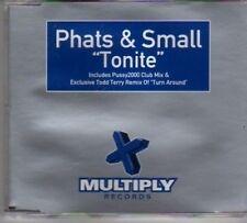(BJ947) Phats & Small, Tonite - 1999 CD