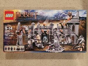 LEGO The Hobbit DOL GULDUR BATTLE 79014 Radagast Gandalf Sealed Laketown