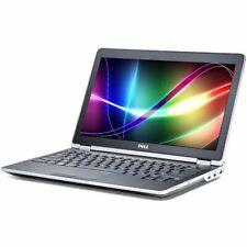 Dell Latitude E6230 Core i5 Laptop Computer Windows 10 Pro 2.6GHz CPU 8GB 500GB