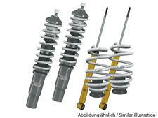 Lowtec COMP Coilover kit - Opel Zafira A - Adjustable suspension