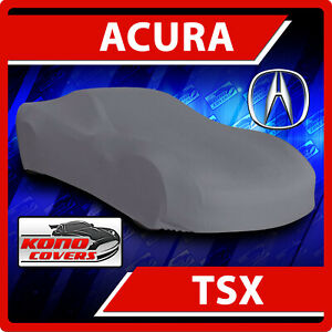 [ACURA TSX] CAR COVER - Ultimate Full Custom-Fit 100% All Weather Protection