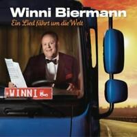 Ein Lied fährt um die Welt von Winni Biermann (2015), Neu OVP, CD