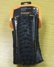 Continental Bicycle Tyres with Knobby Tread