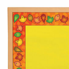 Fall Leaves Bulletin Board Borders - Educational - 15 Pieces