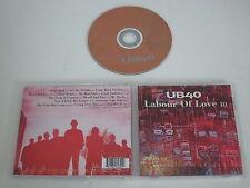 UB40/TRAVAIL OF LOVE III(VIRGIN 7243 8 46469 2 9 DEPCD 18) CD ALBUM