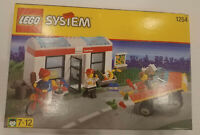 LEGO Town Set 1254 Shell Select Shop City Gas Station - New In Box Sealed NIB