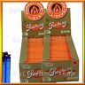 6000 Cartine SMOKING ARANCIONI CORTE orange - 100 pz. = 2 box da 50 blocchetti
