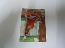 Carte France  Foot 2009 - N°116 - Valenciennes - Rudy Mater