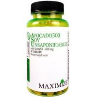 ASU300-Avocado Soy Unsaponifiables, w/SierraSil, 60 Tablets