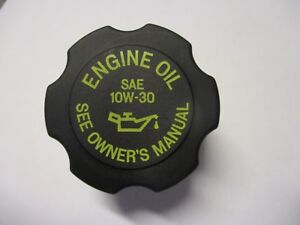 NEW Genuine 10w / 30 GMC OEM Engine Oil Filler Cap With an O Ring Seal 12589430